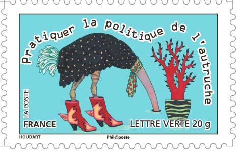 Quand le timbre célèbre les proverbes